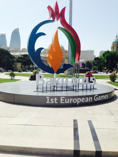 Baku 1st European games