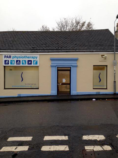 Our Kirkintilloch location
